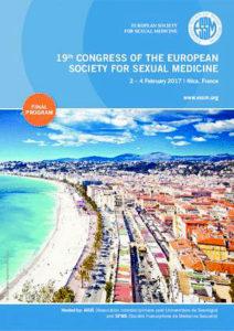 ESSM Congresso europeo della società di medicina sessuale Nizza