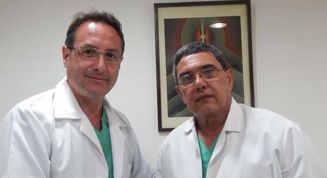 Capacitan a cirujanos en Cuba