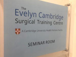 The Evelyn Cambridge - Surgical Training Centre_dott_gabriele_antonini