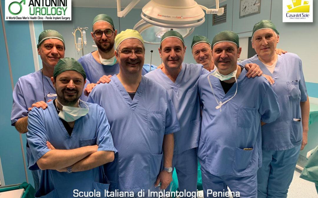 Scuola Italiana di Implantologia Peniena
