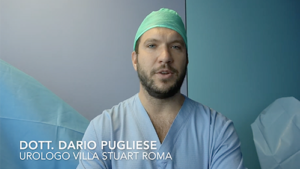 Dott. Dario Pugliese, Roma - Testimonianza impianto protesi pene Antonini Urology